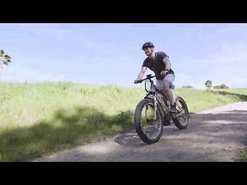 2020 New Design—Addmotor M-5600 1000W Mid-Drive Motor Hunting Electric Bike