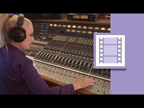 Sylvia Massy: Unconventional Recording | Lynda.com from LinkedIn
