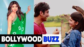 I'm not involved with HotShots claims Shilpa Shetty| 'Dil Bechara' turns one - IANSINDIA