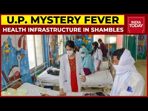 UP Mystery Fever: Health Infrastructure In Agra Crumbling, Private Hospitals Also Feel The Pressure