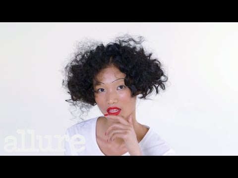 Why a Glue Stick Is Essential to Nailing This Old Hollywood Beauty Look | Halloween Hack | Allure