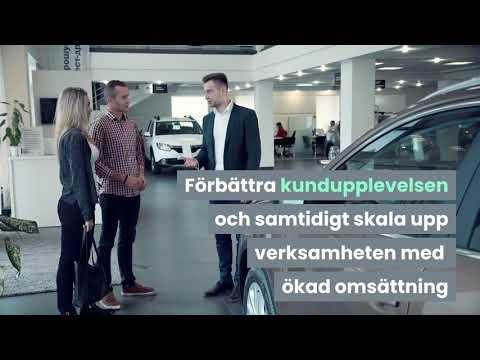 Sharebox molntjänst för bilhandlare och verkstäder