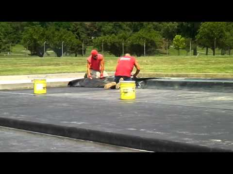 Cotterman Roofing - EPDM Roof