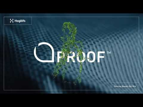 PROOF™ - Our Most Sustainable Waterproof Technology⠀