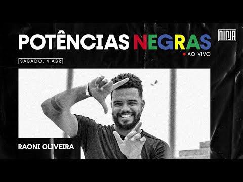 DEBATE - POTÊNCIAS NEGRAS com Raoni Oliveira