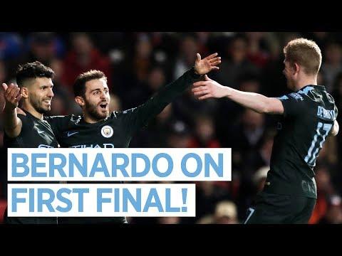 WE'RE OFF TO WEMBLEY! | Bristol City 3-2 Man City | Carabao Cup Semi Final | Bernardo Reaction