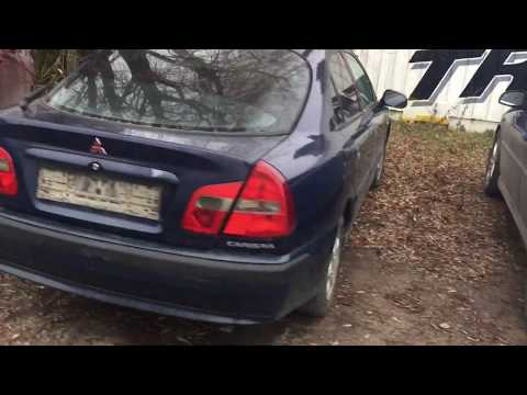 Mitsubishi Carisma 2000 m dalys
