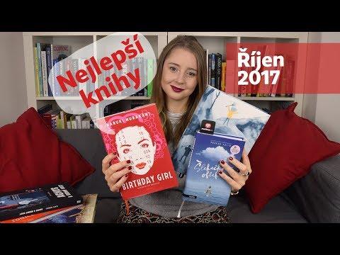 Nejlepší knihy: Říjen 2017 - Murakami, Soukupová, Fantastická zvířata...