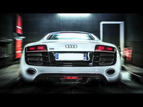 Reprogrammation moteur Audi R8 V10 5.2 FSi 525hp (réel : 495hp) @ 556hp par BR-Performance