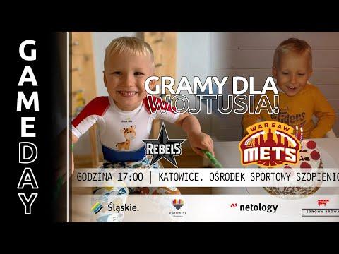 Silesia Rebels vs Warsaw Mets