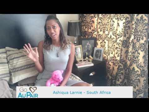 Ashiqua Larnie   South Africa