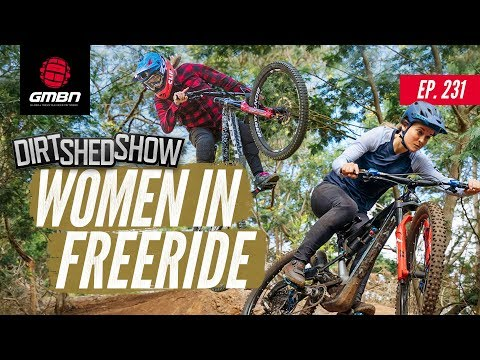 Will We See More Women In Freeride Mountain Biking"