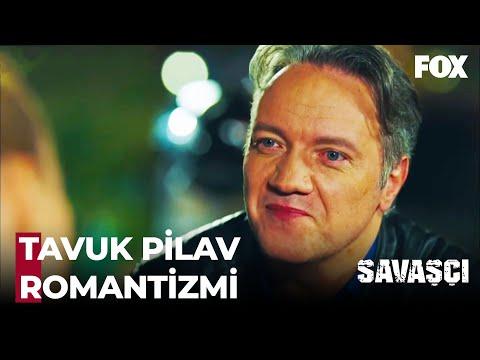 Albay Kopuz, Pia'yı Tavuk Pilav Yemeye Götürdü - Savaşçı 22. Bölüm