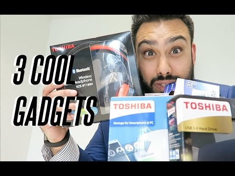 3 COOL GADGETS UNDER $100  + GIVEAWAY !!!