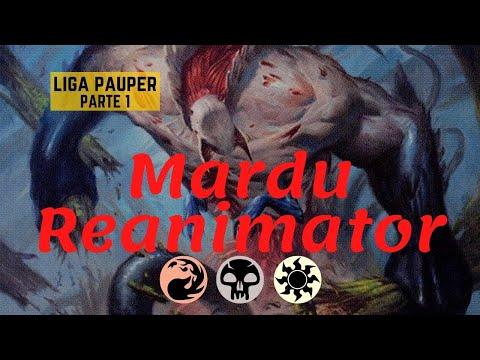 (LIGA PAUPER) Mardu Reanimator (parte 1)