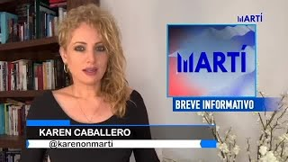 Breve Informativo Televisión Martí