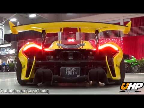 McCall's Motorworks Revival 2016 - Regera, Agera XS, P1 GTR, Huayra BC, Lykan HyperSport and more!