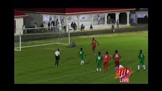 SPORT: Police Defeat Central FC