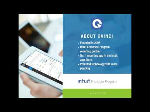 Qvinci 101 for Franchises: Raise Your Game with Deeper Financial Insights