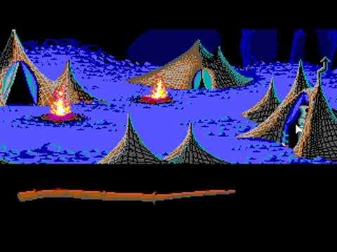 Loom (Floppy Version) (Spanish) (Lucasfilm Games) (MS-DOS) [1990] [PC Longplay]
