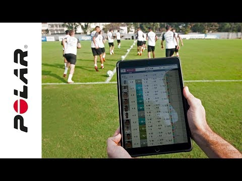 Polar Team Pro   How Santos FC optimizes player performance and prevents injuries
