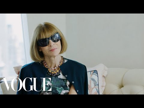 Anna Wintour Reflects on New York's Spring 2018 Collections   Vogue