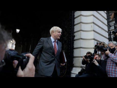 Coronavirus: Boris Johnson addresses parliament on new measures after COBRA meeting | LIVE