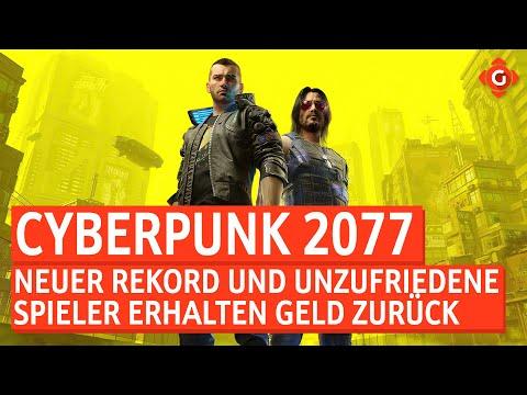 Cyberpunk 2077: Refunds für Last-Gen-Versionen! Codemasters: EA steigt ins Rennen ein! | GW-NEWS