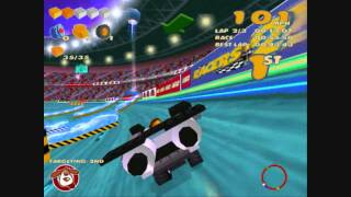Lego Racers 2: Rocket Racer