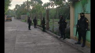 Realizan allanamientos en Huehuetenango