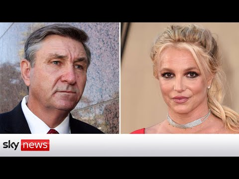 Britney Spears' father suspended as conservator of her estate