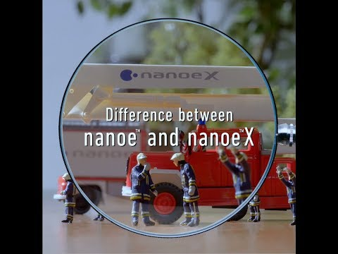 02 nanoe vs nanoeX?