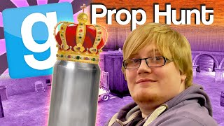 Gmod Prop Hunt #5 - King Can