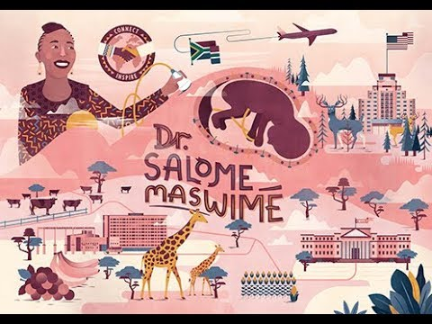 Dr Salome Maswime is determined that no mother should lose her baby at birth