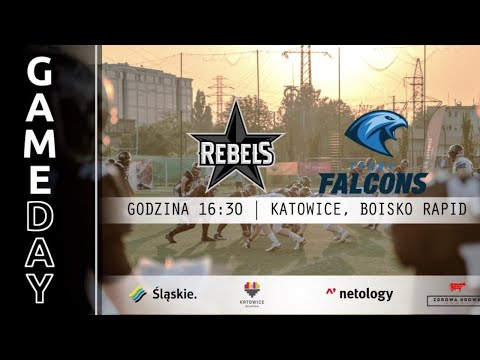 Silesia Rebels - Tychy Falcons