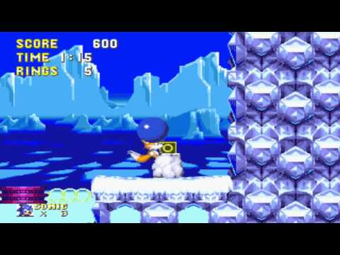 Download Youtube mp3 - Sonic The Hedgehog 3 - Ice Cap Zone