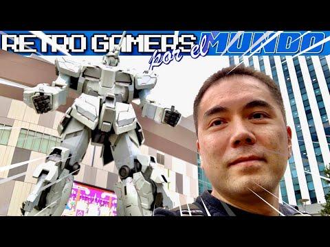Tokyo #02 - Odaibay  Shinjuku [RetroGamers por el Mundo] [4K]