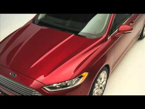 2013 Ford Fusion/Mondeo first look