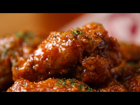 How Korean Fried Chicken Is Made
