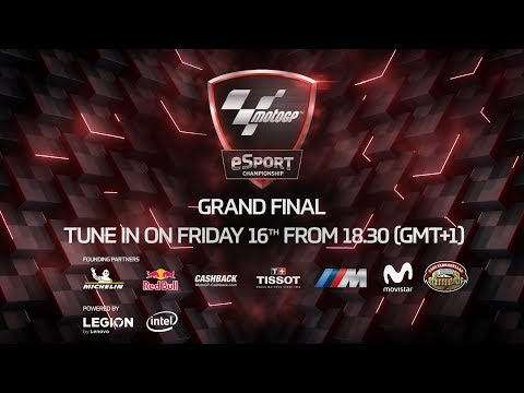 It?s time for the MotoGP eSport Grand Final