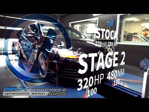 VW Golf VII GTi 2.0 TSi 220Hp Stage 2 By BR-Performance