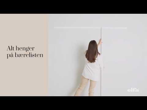 Elfa Décor   - Elegant oppbevaring med enkel montering