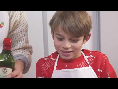 Nestlé For Healthier Kids with Amalie Iuel