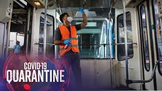MRT deploys fewer trains as virus hits more personnel | Teleradyo