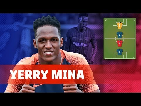 MY TOP 4 Yerry Mina [SUB_ENG]