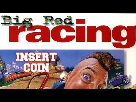 Big Red Racing (1995) - PC - Carrera Única (España, China y México)