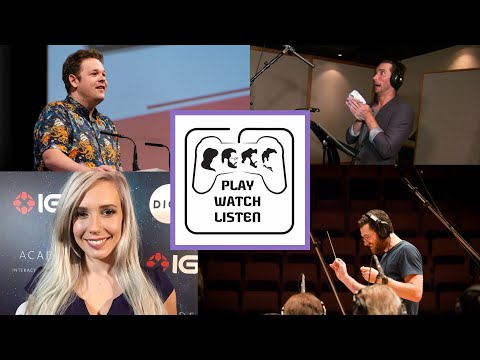 How to work in the Games Industry | Play, Watch, Listen ep. 35