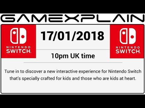 Nintendo Showcasing