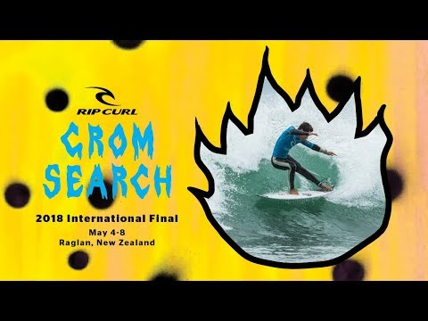 GromSearch Competitors Dominate at the Rip Curl Pro - Raglan | International #GromSearch Final