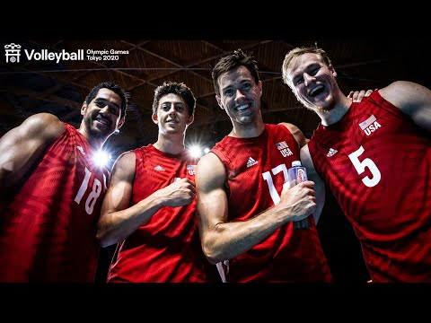 Most impressive Plays by Team USA 🇺🇸  3x Olympic Champion!!   Volleyball World